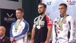 Курский спортсмен выиграл первенство мира по пауэрлифтингу