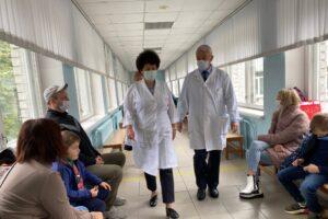 В Курской области врачи из столицы осмотрят более 300 детей