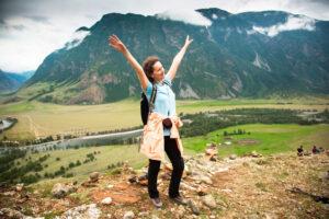 Горный туризм привлекает всё больше россиян