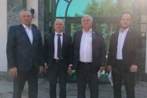 Аграрный Союз Курской области  обсудил вопросы растениеводства