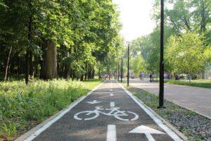 В Курске разработают проект сети велодорожек за 9 млн рублей