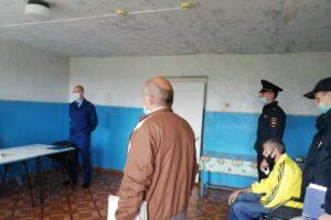 В Курской области осужденного взяли под стражу в больнице