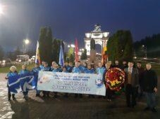В Курске стартовал Международный Марш мира