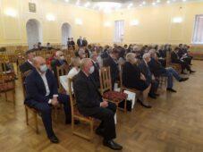 Курская Общественная палата выбрала председателя и наметила первые планы