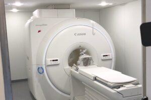 В онкоцентр поступил третий аппарат МРТ