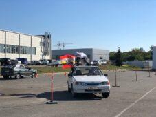 Курские школьники стали участниками соревнований по автомногоборью