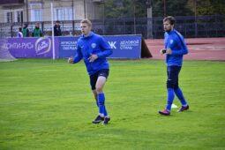 Курский «Авангард» сыграл в результативную ничью с брянским «Динамо»