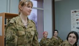 Вышла первая серия шоу  «Солдатки. Спецназ» с участием курянки