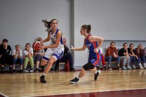 Курские баскетболистки стали победителями первенства ЦФО и СЗФО