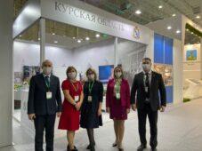 Курская область принимает участие в выставке «Золотая осень»