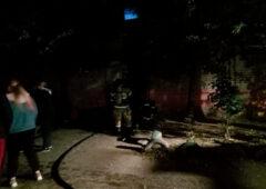 В Курске в горящей квартире пострадал младенец
