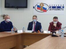 В Курской области от коронавируса привили 60% населения