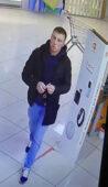 В Курске разыскивают мужчину, похитившего часы из магазина