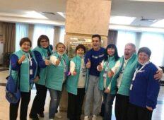 Курянка выиграла грант на развитие «серебряного» волонтерства