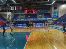 В Курске проходит чемпионат России по баскетболу