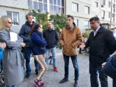 Жители проспекта Дружбы в Курске жалуются на перебои с отоплением