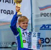 Курские гонщики стали призёрами Кубка России по картингу