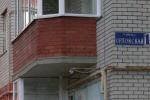 Курск: в доме по улице Орловская, 1а включили отопление