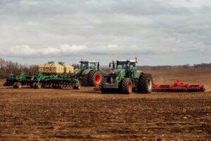 В Курской области снизился валовый сбор основных сельскохозяйственных культур