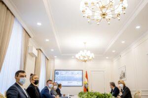 Сбербанк и администрация Курской области намерены развивать сотрудничество