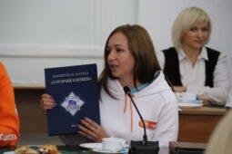 Екатерина Голованова может стать депутатом Курской облдумы